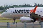せぷてんばーさんが、成田国際空港で撮影したジェットスター・ジャパン A320-232の航空フォト(写真)