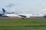 Tomo-Papaさんが、成田国際空港で撮影したユナイテッド航空 777-322/ERの航空フォト(写真)