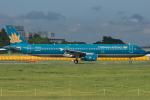 Tomo-Papaさんが、成田国際空港で撮影したベトナム航空 A321-231の航空フォト(写真)