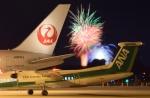 jelly fishさんが、女満別空港で撮影した日本航空 767-346/ERの航空フォト(写真)
