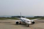ケンジウムさんが、広島空港で撮影した全日空 787-8 Dreamlinerの航空フォト(写真)