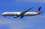 VICTER8929さんが、羽田空港で撮影したユナイテッド航空 787-9の航空フォト(写真)