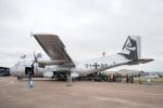 チャッピー・シミズさんが、フェアフォード空軍基地で撮影したドイツ空軍 C-160Dの航空フォト(写真)