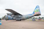 チャッピー・シミズさんが、フェアフォード空軍基地で撮影したパキスタン空軍 C-130E Herculesの航空フォト(写真)