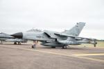 チャッピー・シミズさんが、フェアフォード空軍基地で撮影したドイツ空軍 Tornado ECRの航空フォト(写真)