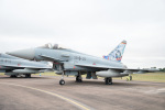 チャッピー・シミズさんが、フェアフォード空軍基地で撮影したドイツ空軍 EF-2000 Typhoonの航空フォト(写真)