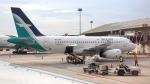 誘喜さんが、クアラルンプール国際空港で撮影したシルクエア A319-133の航空フォト(写真)