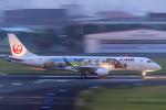 宮崎空港 - Miyazaki Airport [KMI/RJFM]で撮影されたジェイ・エア - J-AIR [JLJ]の航空機写真