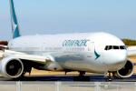 maverickさんが、成田国際空港で撮影したキャセイパシフィック航空 777-367の航空フォト(写真)