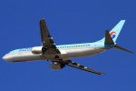maverickさんが、成田国際空港で撮影した大韓航空 737-9B5の航空フォト(写真)