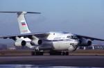 ハミングバードさんが、名古屋飛行場で撮影したアエロフロート・ロシア航空 Il-76TDの航空フォト(写真)