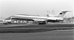 ハミングバードさんが、名古屋飛行場で撮影したアエロフロート・ロシア航空 Tu-154の航空フォト(写真)