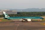 にしやんさんが、新千歳空港で撮影したキャセイパシフィック航空 777-367/ERの航空フォト(写真)