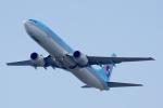 CB20さんが、関西国際空港で撮影した大韓航空 737-9B5の航空フォト(写真)