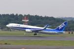こだしさんが、成田国際空港で撮影した全日空 767-381/ERの航空フォト(写真)
