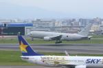 dianaさんが、福岡空港で撮影した航空自衛隊 767-2FK/ERの航空フォト(写真)