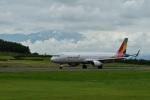 だだちゃ豆さんが、庄内空港で撮影したアシアナ航空 A321-231の航空フォト(写真)