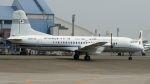 航空見聞録さんが、羽田空港で撮影した国土交通省 航空局 YS-11-118の航空フォト(写真)