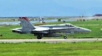 kamerajiijiさんが、岩国空港で撮影したアメリカ海兵隊 F/A-18C Hornetの航空フォト(写真)