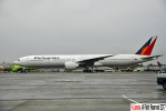 狭心症さんが、成田国際空港で撮影したフィリピン航空 777-3F6/ERの航空フォト(写真)