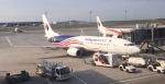 kix大好きカズチャマンさんが、クアラルンプール国際空港で撮影したマレーシア航空 737-8H6の航空フォト(写真)