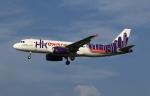 MOHICANさんが、福岡空港で撮影した香港エクスプレス A320-232の航空フォト(写真)