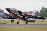 チャッピー・シミズさんが、フェアフォード空軍基地で撮影したイタリア空軍 Tornadoの航空フォト(写真)