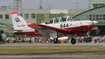 航空見聞録さんが、静浜飛行場で撮影した航空自衛隊 T-7の航空フォト(写真)