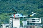 rYo1007さんが、福岡空港で撮影した福岡県警察 412EPの航空フォト(写真)