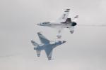 チャッピー・シミズさんが、フェアフォード空軍基地で撮影したアメリカ空軍 F-16CM-50-CF Fighting Falconの航空フォト(写真)