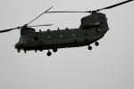 チャッピー・シミズさんが、フェアフォード空軍基地で撮影したイギリス空軍 CH-47 Chinookの航空フォト(写真)