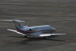 ja0hleさんが、名古屋飛行場で撮影した日本法人所有 525A Citation CJ2+の航空フォト(写真)