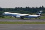 こだしさんが、成田国際空港で撮影したキャセイパシフィック航空 A330-343Xの航空フォト(写真)