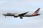 take_2014さんが、成田国際空港で撮影したアメリカン航空 777-223/ERの航空フォト(写真)
