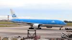 誘喜さんが、クアラルンプール国際空港で撮影したKLMオランダ航空 777-206/ERの航空フォト(写真)