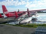 KOMAKIYAMAさんが、テッドスティーブンズ・アンカレッジ国際空港で撮影したRust's flying service 208A Caravan Iの航空フォト(写真)