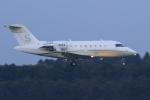 多楽さんが、成田国際空港で撮影したTAG エイビエーション・アジア CL-600-2B16 Challenger 605の航空フォト(写真)