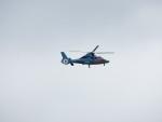 ジャンクさんが、東京ヘリポートで撮影した福岡県警察 AS365N3 Dauphin 2の航空フォト(写真)