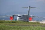 7915さんが、米子空港で撮影した航空自衛隊 C-2の航空フォト(写真)