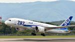 coolinsjpさんが、広島空港で撮影した全日空 787-8 Dreamlinerの航空フォト(写真)