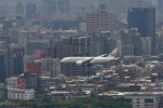 tupolevさんが、台北松山空港で撮影した日本航空 787-8 Dreamlinerの航空フォト(写真)