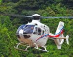静岡ヘリポート - Shizuoka Heliportで撮影された静岡エアコミュータ - Shizuoka Air Commuter Corporationの航空機写真