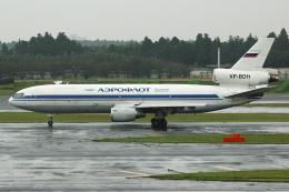 Tomo-Papaさんが、成田国際空港で撮影したアエロフロート・カーゴ DC-10-40Fの航空フォト(写真)