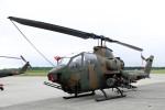 もぐ3さんが、千歳基地で撮影した陸上自衛隊 AH-1Sの航空フォト(写真)