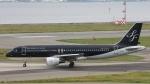 Cassiopeia737さんが、関西国際空港で撮影したスターフライヤー A320-214の航空フォト(写真)