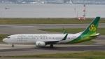 Cassiopeia737さんが、関西国際空港で撮影した春秋航空日本 737-8ALの航空フォト(写真)