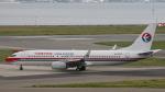 Cassiopeia737さんが、関西国際空港で撮影した中国東方航空 737-89Pの航空フォト(写真)
