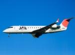 takamaruさんが、名古屋飛行場で撮影したジェイ・エア CL-600-2B19 Regional Jet CRJ-200ERの航空フォト(写真)
