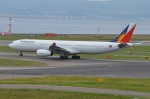 amagoさんが、関西国際空港で撮影したフィリピン航空 A330-343Eの航空フォト(写真)