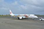 なないろさんが、宮崎空港で撮影したジェイ・エア ERJ-190-100(ERJ-190STD)の航空フォト(写真)